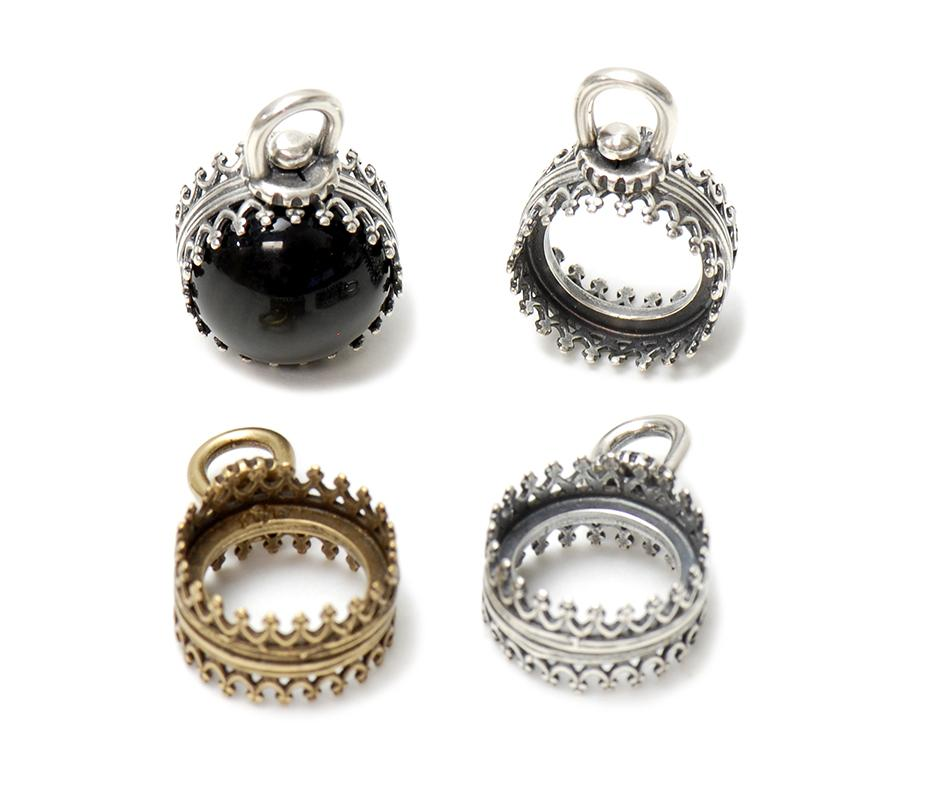 12mm round bezel double sided pendant findings and components 12mm round bezel double sided pendant mozeypictures Image collections